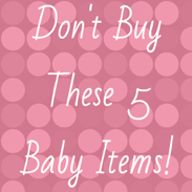 Don't Buy These 5 Items | Colorado Natural Childbirth | Amanda Dean, AAHCC, CLC | The Bradley Method of Natural Childbirth