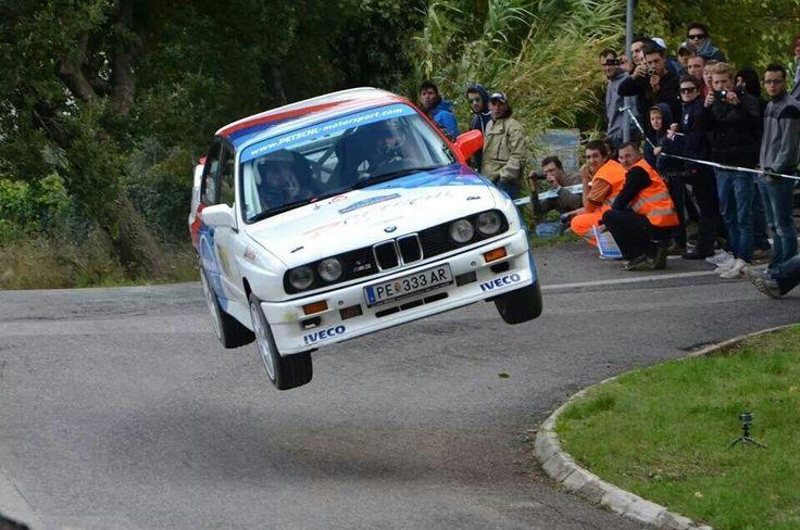 BMW E30 M3 rally car  BMW Track  Pinterest  E30 Cars and Bmw e30
