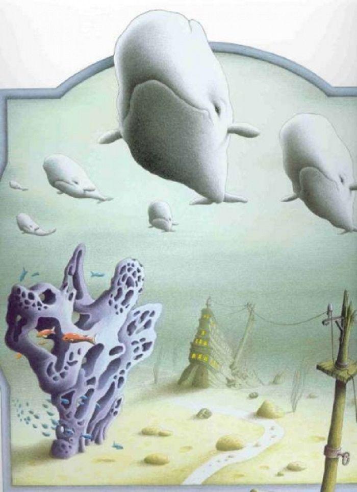 Illustration Oldřich Jelen