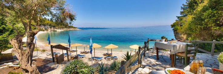 Explore The Beauty Of #Paxos Island By Staying In #Villas Located At #Island !