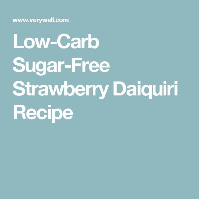 Easy daiquiri recipe