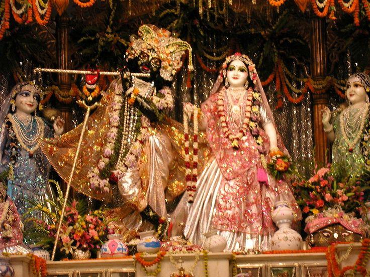 Radhamadhava - Hare Krishna (mantra) - Wikipedia