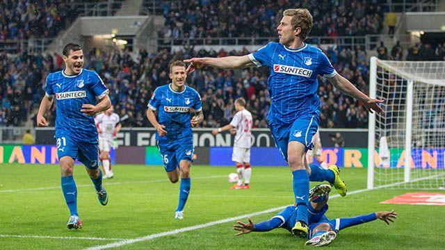 Relegation 2013 Teil 1 - Hoffenheim schlägt Lautern mit 3:1 | Kraichgaufoto - Fotografie Uwe Grün