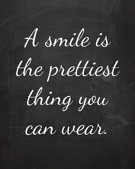 Wear your smile proudly! http://etsy.me/1Nzo4UH