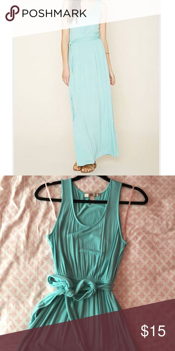 Forever 21 Contemporary Maxi Dress Worn once. Perfect condition. Forever 21 Dresses Maxi