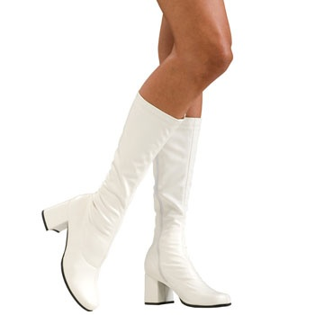 Go go boots. I had these!