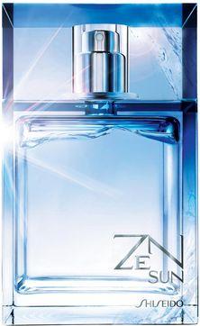 Zen Sun for Men 2014 Shiseido Eau de Toilette for men 100ml
