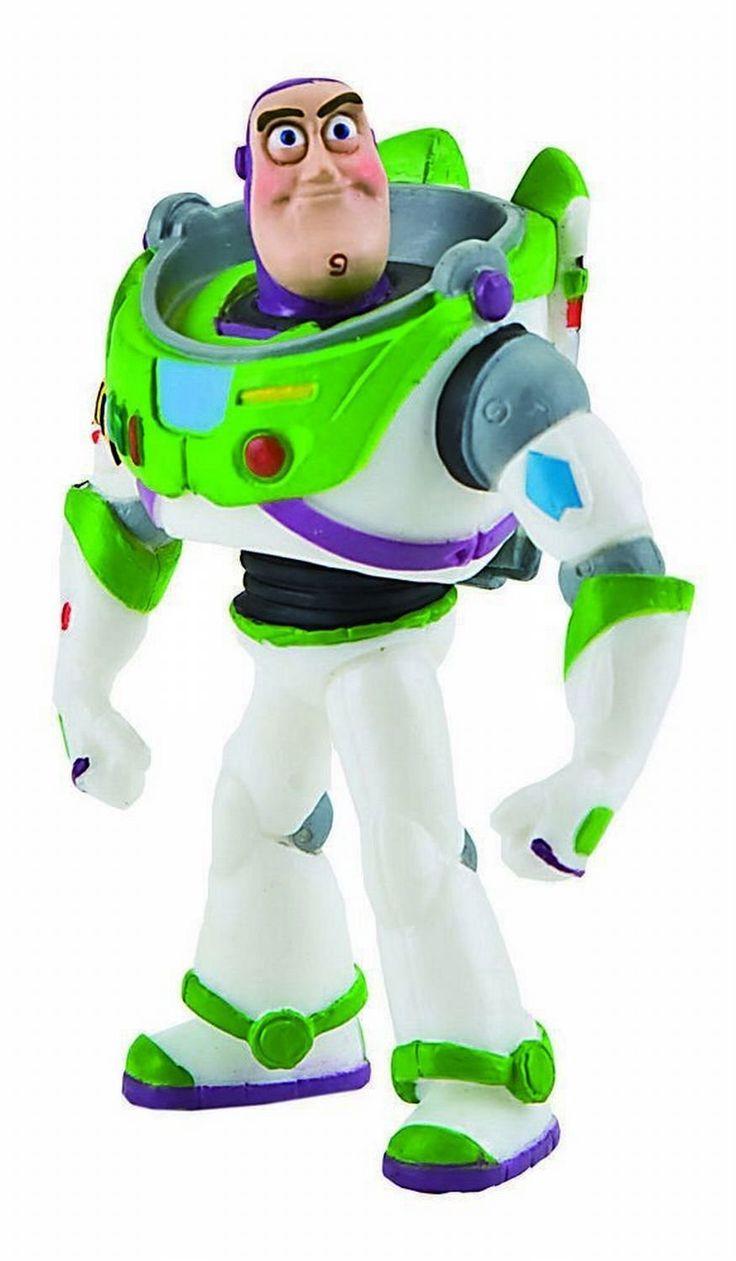 Elle se destine tout spécialement aux petits collectionneurs fans des personnages hauts en couleurs de #Disney #buzzl'éclair #figurine #toystory
