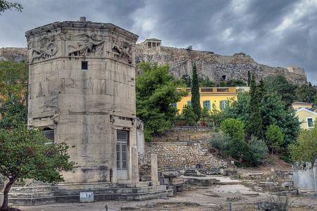 2 ημέρες στην Αθήνα για άτομα μεγαλύτερης ηλικίας