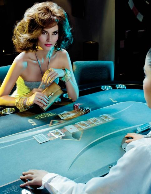 Pelaa pokeria demon