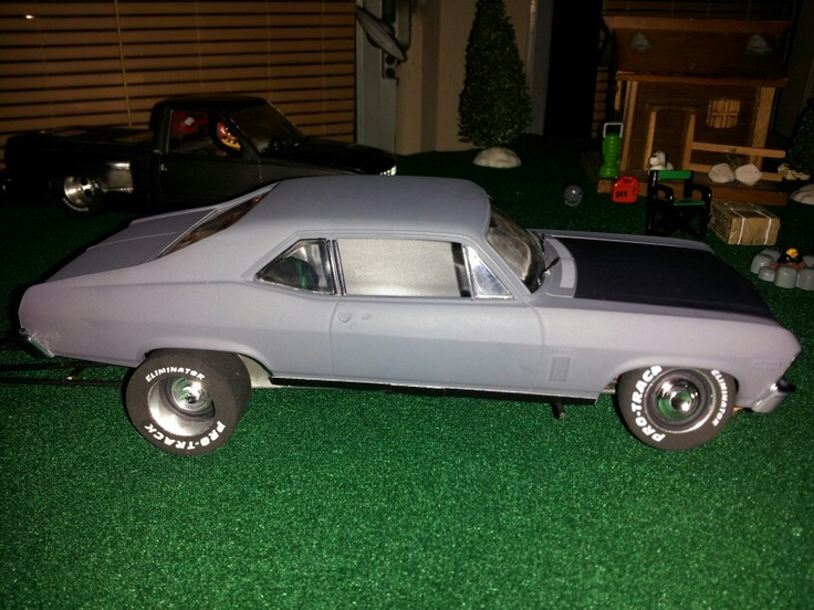drag slot car 1969 chevy nova ss for sale 200 fresh build never raced contact for info. Black Bedroom Furniture Sets. Home Design Ideas