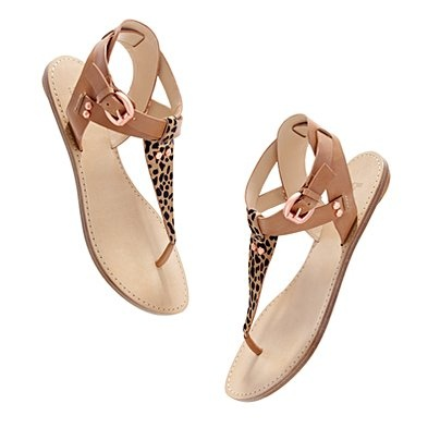 Madewell belle by sigerson morrison randy leopard sandals $175.00. So cute
