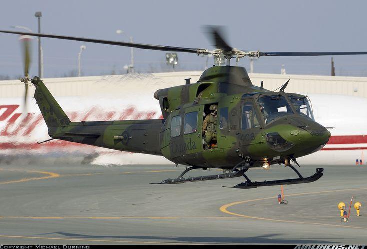 Bell CH-146 Griffon (412CF)