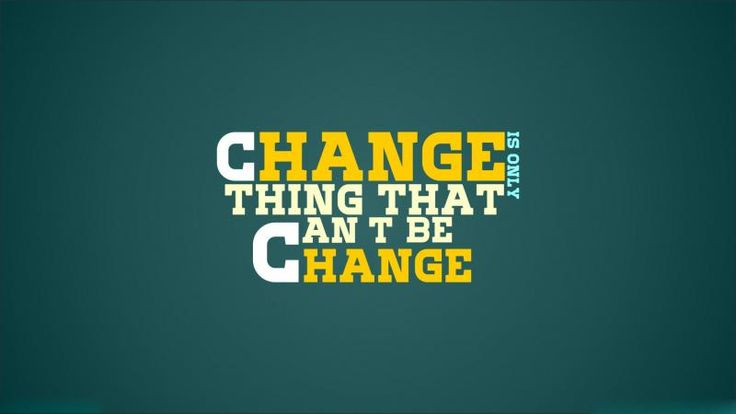 Change Think Quotes