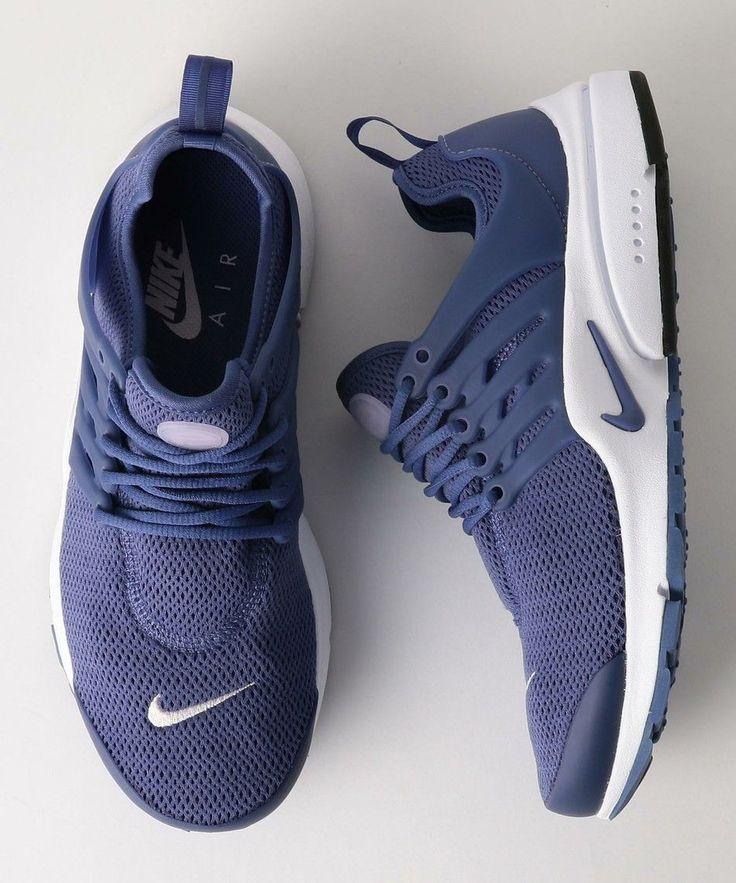 Nike Air Presto Woven: Navy