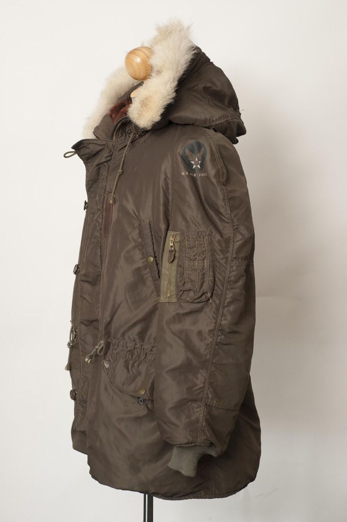 1940 USAF N3 Flight Parka