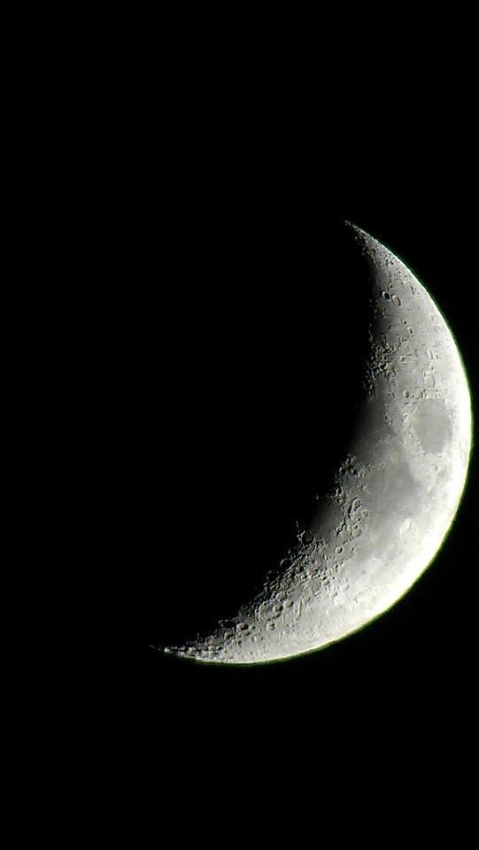 Photo captured with Smart Phone and Vorrex Razor spotting scope.  Www.phoneskope.com