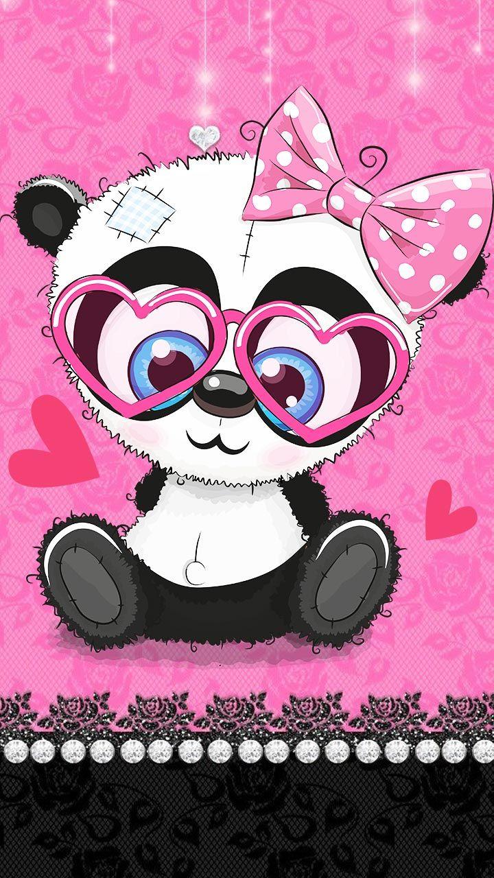 Pink Baby Panda Theme Teddy Bear Tattoos Baby Panda Panda Wallpapers
