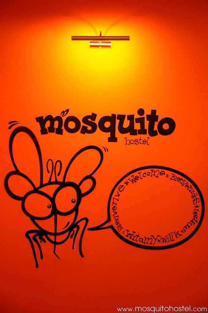 Welcome to Mosquito!