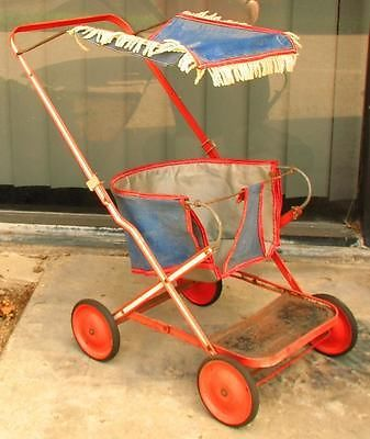 17 Best images about vintage baby doll stroller from 1950s on ...