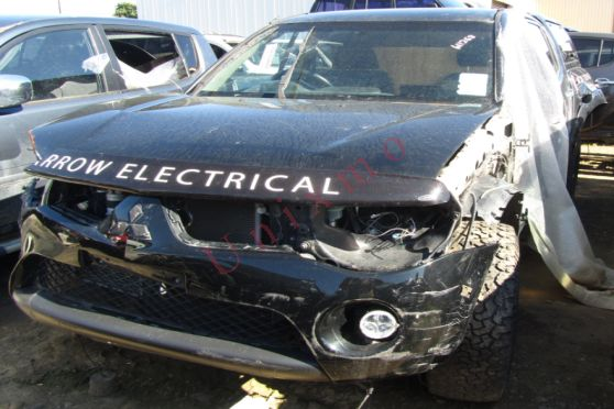 We are Wrecking Mitsubishi Triton 2008 Engine No: NA Chassis: NA Year: 2008 For more information visit us on www.unixmo.co.nz