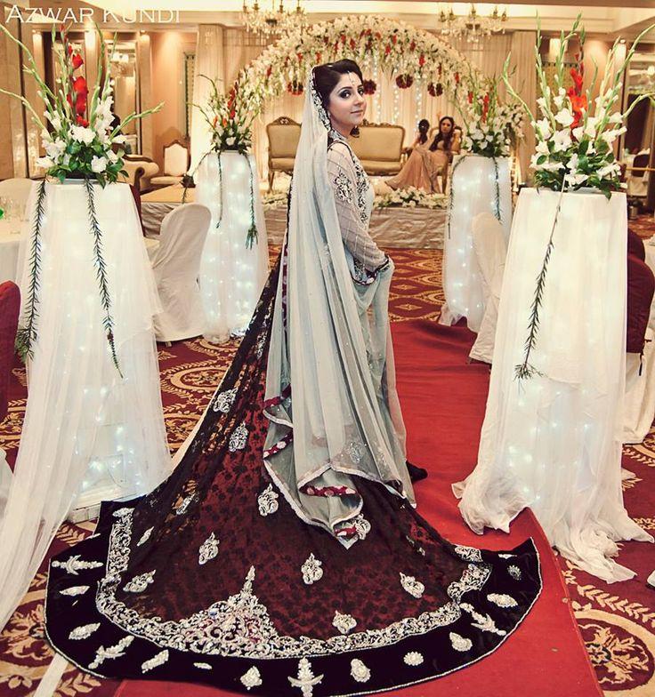 Pakistani bride, pakistani wedding