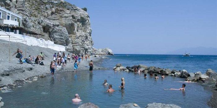 Пляж Термес