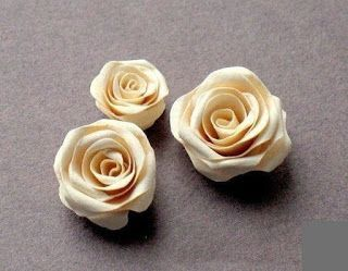 Cómo hacer rosas de cartulina fácil y bonita paso a paso ~ Solountip.com