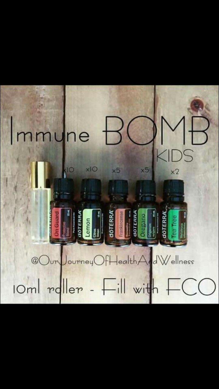 Kids Immune Bomb - Roller
