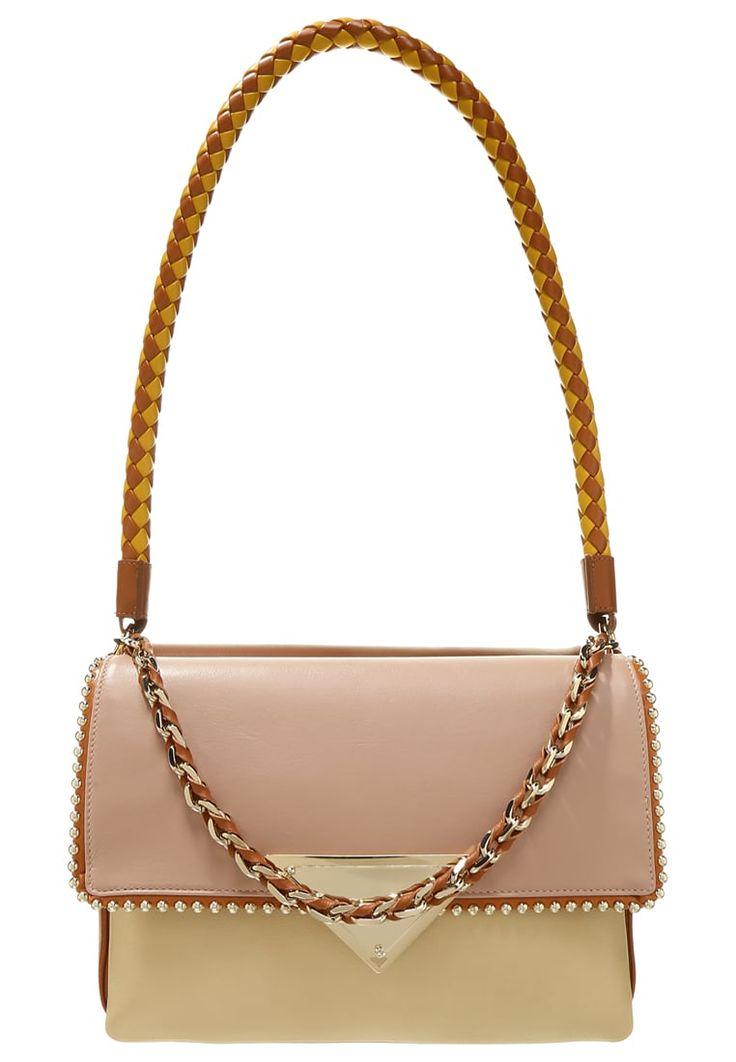 Mit dieser Tasche fällst du auf! Sara Battaglia CAROL - Handtasche - powder beige für 539,95 € (16.07.16) versandkostenfrei bei Zalando bestellen.