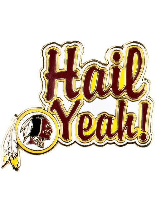 Hail to the Redskins! they suck but its okay, not really