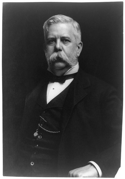 Civil War Veteran - George Westinghouse (Oct. 6, 1846 - Mar. 12, 1914) joined the Union Army for 2 years during the Civil War before becoming an engineer in the Navy in 1864. He is best known as the inventor of the Westinghouse railway air brake and founder of the Westinghouse Electric Company.