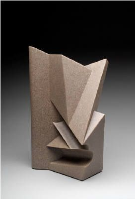Artist: Anne Currier, Title: Frieze series III: Granite Stele # 4 - click on image to enlarge