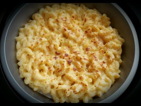 AIR FRYER MAC & CHEESE COOK'S ESSENTIAL AIRFRYER - YouTube