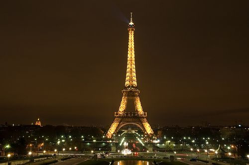 The Eiffel Tower beside the Seine River in Paris is a global icon of France and is one of the most recognizable structures in the world. Anyone doesn't know this?