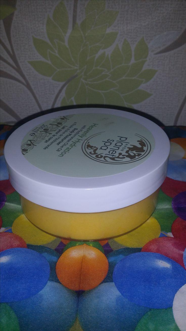 Tělové máslo z oleje z pšeničných klíčků a mrkvového oleje