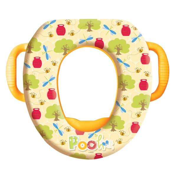 winnie the pooh soft potty seat