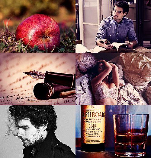 (2) gabriel's inferno | Tumblr