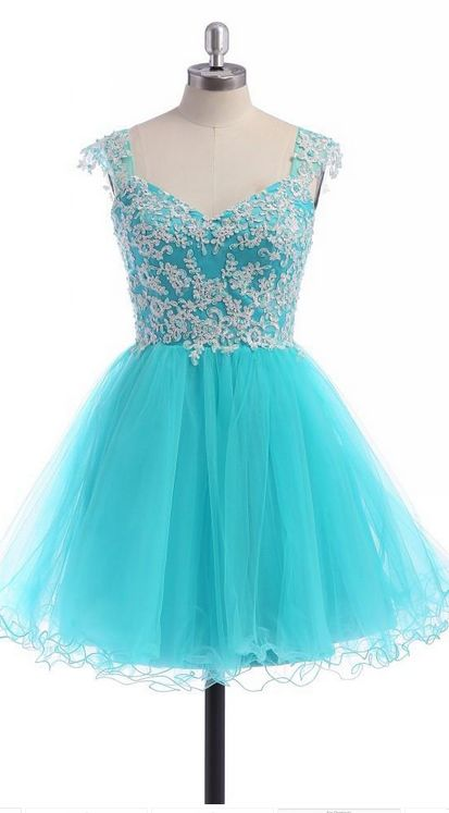 Homecoming Dress,Lace Homecoming Dr