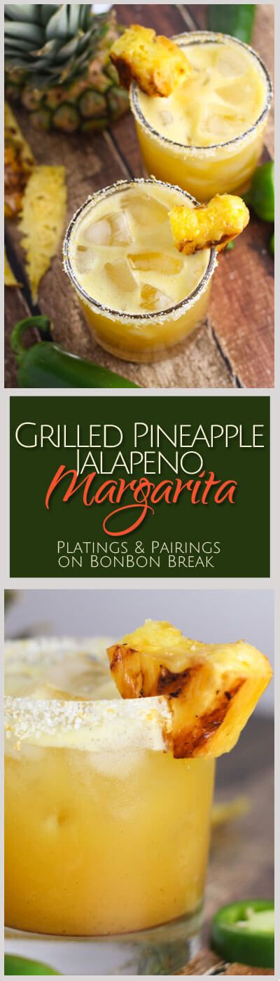 Combined with a jalapeno-infused tequila and a splash of vanilla, grilled pineapple adds a unique, delicious flavor to this perfect summer cocktail recipe.