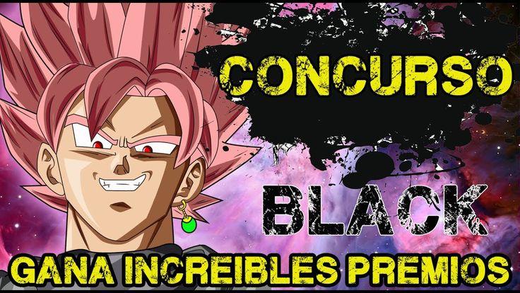 RAP DE BLACK GOKU!! #ConcursoBlackGoku GANA INCREÍBLES PREMIOS! :3
