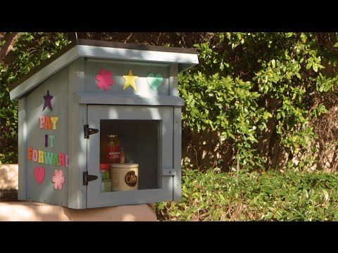 How the Little Free Pantry Project Is Making a Huge Impact | Find Your H...