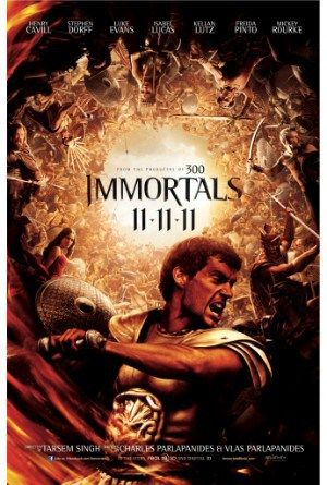 Watch Online Free Immortals Full Movie.Eons after the Gods won their mythic struggle against the Titans, a new evil threatens the land. Mad with power, King Hyperion (Mickey Rourke) has declared w…