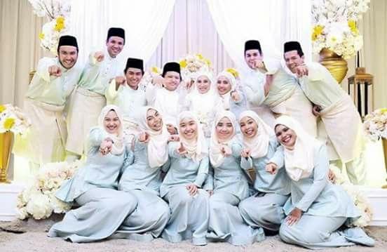 Malay bride
