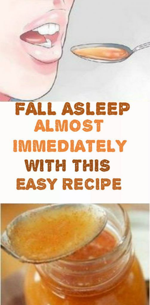 Fall Asleep Almost Immediately With This Easy Recipe There are too many people having problems to sleep no matter how hard they try, it is not a disease rather some bad habits you engage yourself in which caused sleep problems.  I have listed out some issues which you may want to wipe out completely in case you're experiencing sleep apnea problems