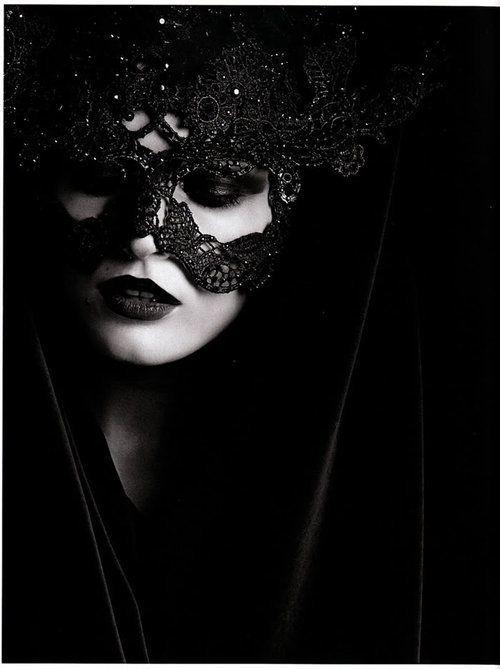 Dark, Mask by loa.grati