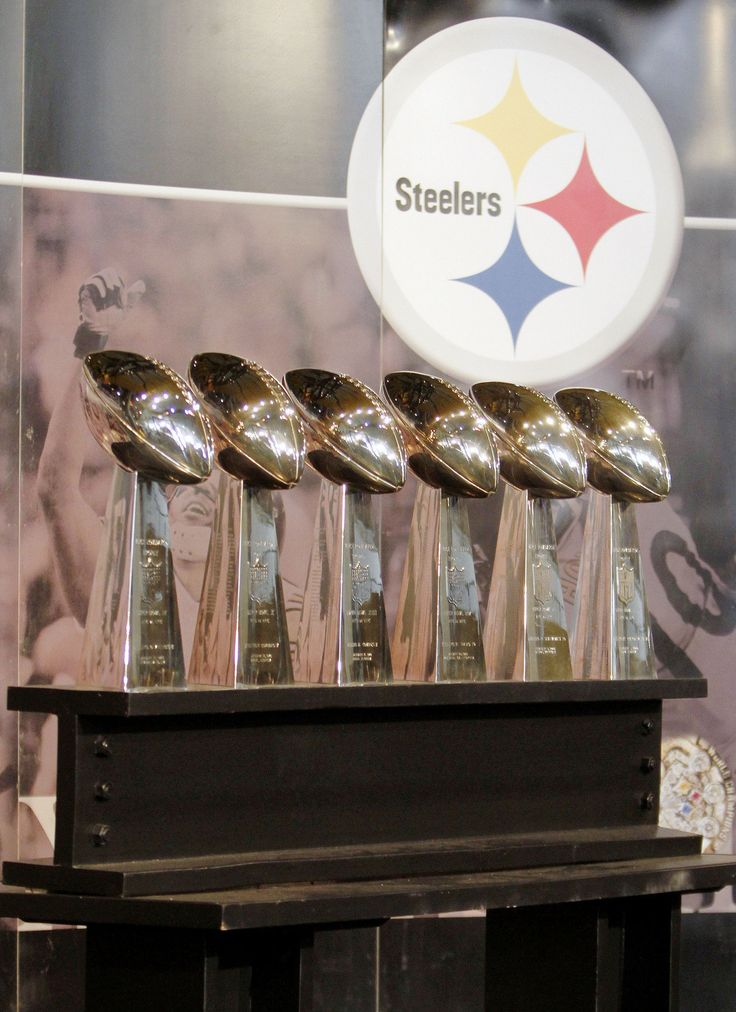6Burgh - World Superbowl Champions a NFL League Leading 6 times : Pittsburgh Steelers..nough said.