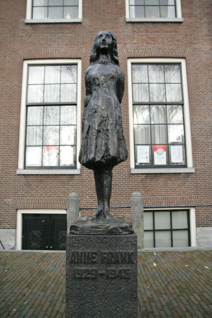 Anne Frank House  Amsterdam, Holland