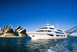 Grand Sydney w/ Captain Cook Luncheon Cruise (247), Sydney (from $178.00)