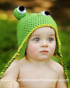 Animal Hat patterns $3.99 Crochet